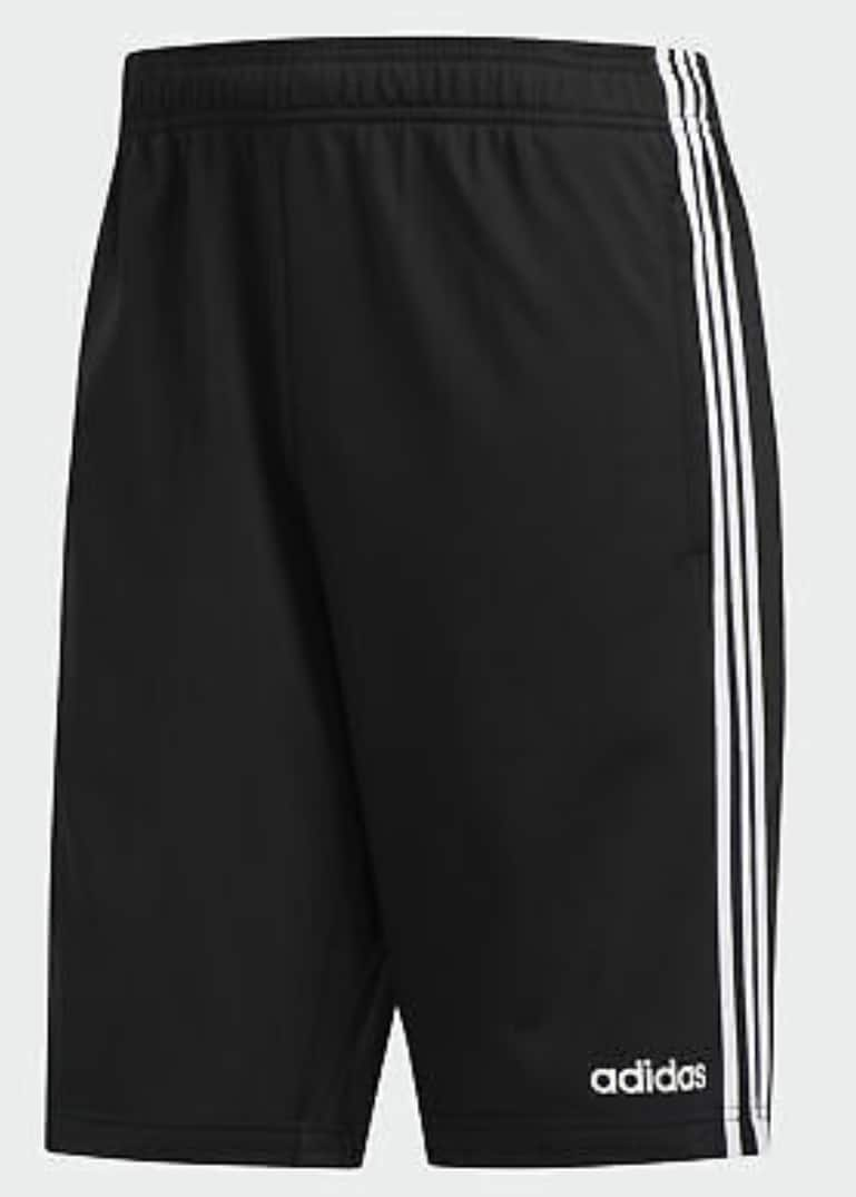 adidas Essentials 3-Stripes Shorts Men's $14.99