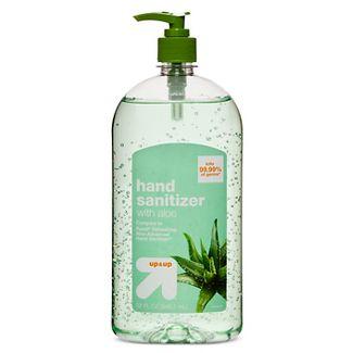 Target: Aloe Hand Sanitizer Gel - Up&Up™$3.79 YMMV Deal
