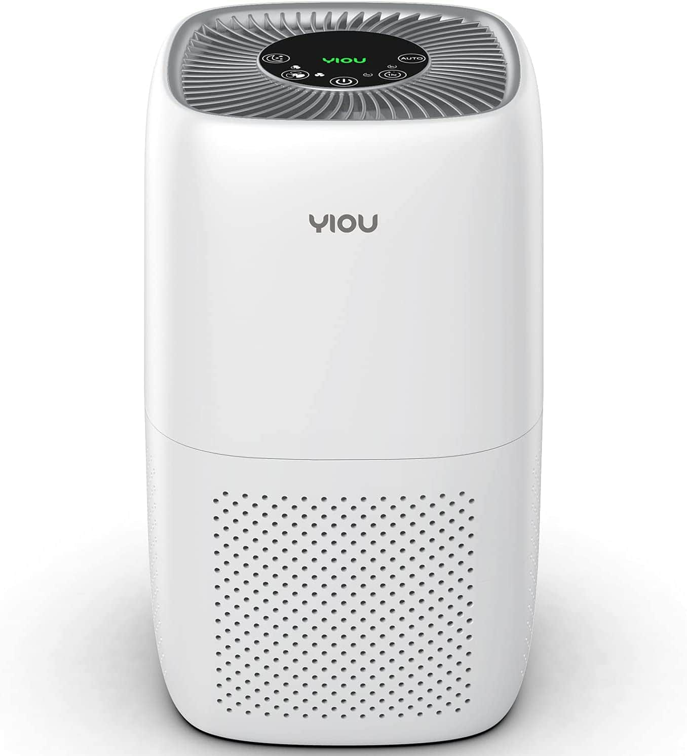 YIOU HEPA S1 Air Purifier H13 True HEPA Filter for $55.99 at Amazon