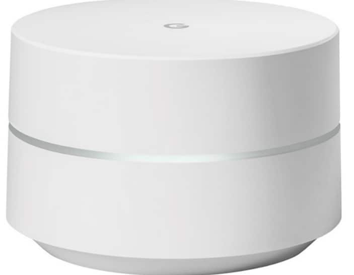 Google Wifi AC1200 (1st Gen) Dual Band Mesh Wi-Fi System (Refurb) 3-Pack $179, 1-Pack $69 + Free S/H for Prime Members
