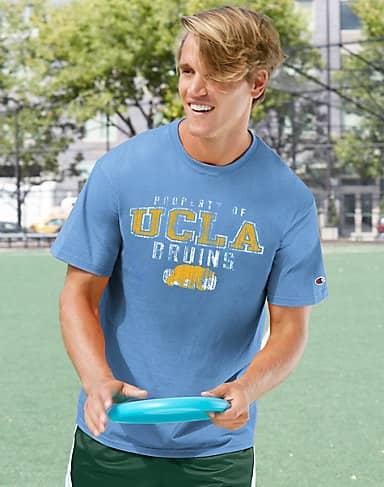 Star Wars College Tees $9.99 + Free Shipping at Champion [UCLA, Syracuse, Kentucky, etc]
