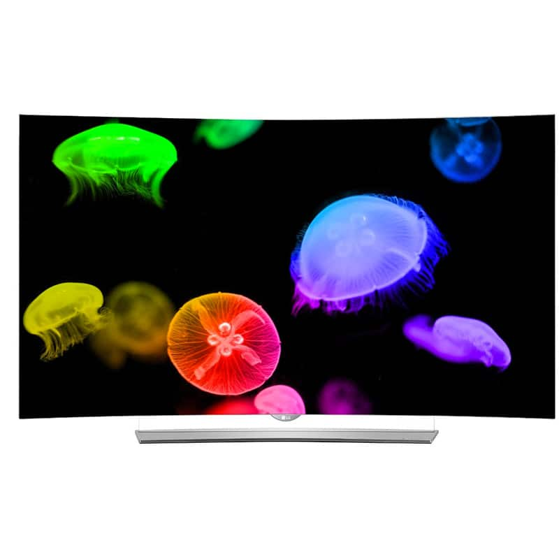 """65"""" LG EG9600 4K OLED HDTV + 55"""" UF6450 4K LED TV - Two TVs for $3499"""