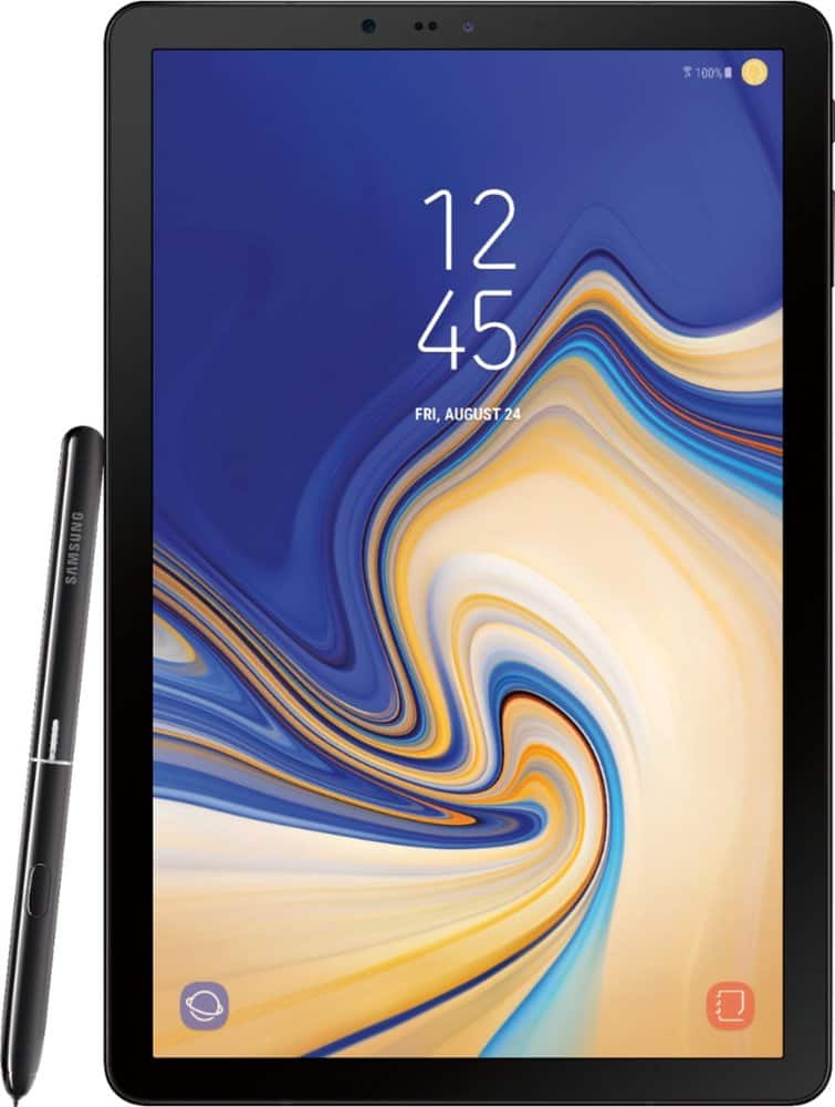 "Alive again: Samsung Galaxy Tab S4 10.5"" Tablet w/ S Pen: 256GB $530, 64GB $430"