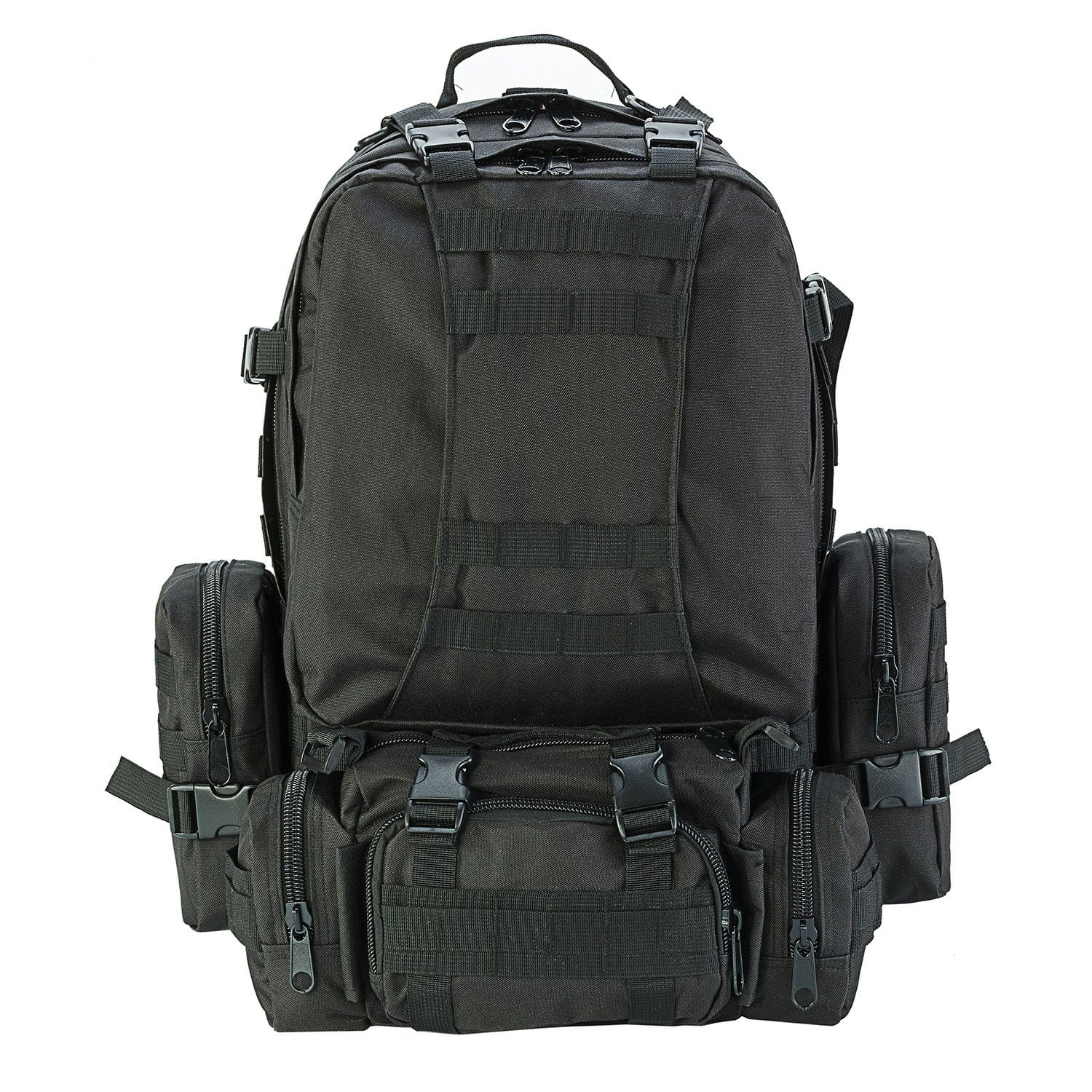 Outdoor 50L Military Rucksacks Tactical Backpack Assault Pack from $27.99
