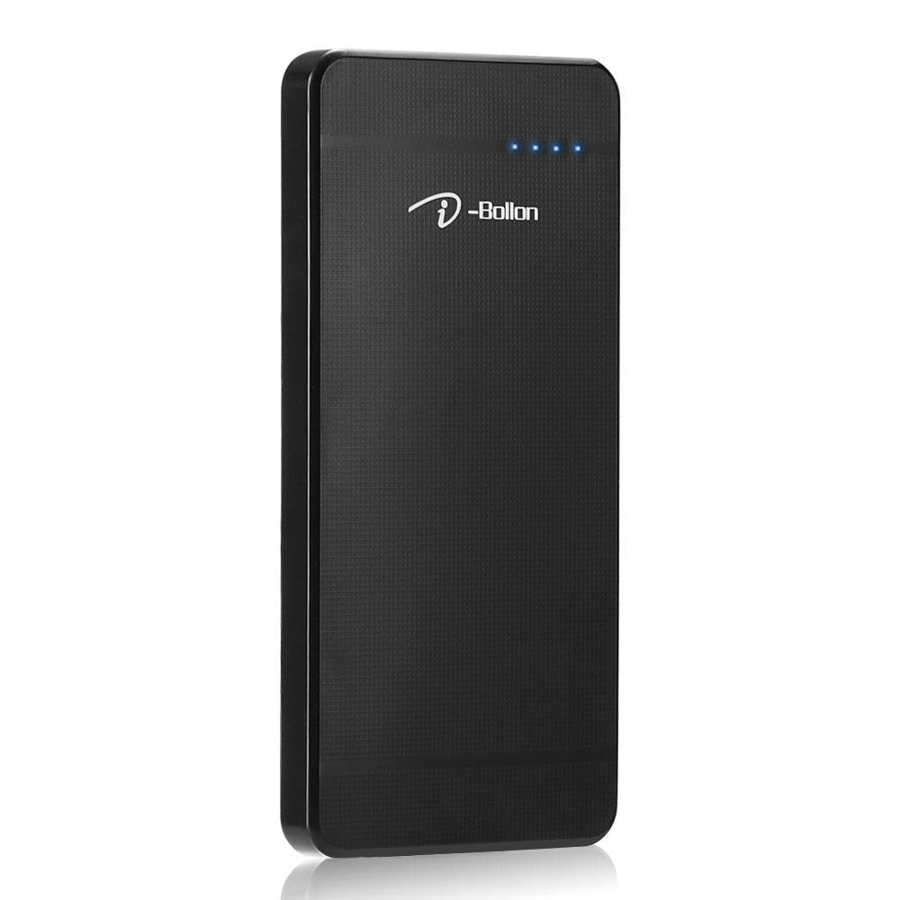 $7.99 amazon - I-Bollon portable charger, power bank, I-Bollon 8000 MAH two output fast charging external battery charge for iPhone, iPad, Samsung