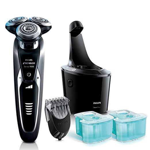 Amazon - Philips Norelco Shaver 9400-S9321/90 with SmartClean System $117.60