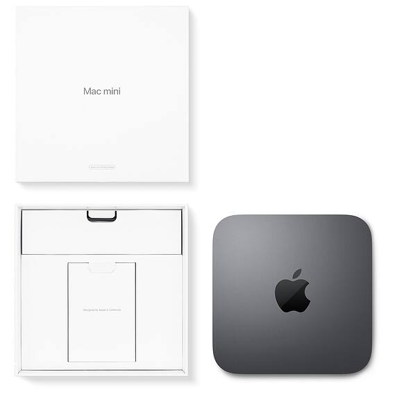 Apple Refurbished Mac Mini 6-Core (2018) $759