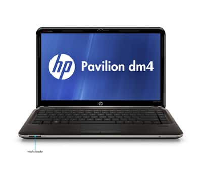 "HP Pavilion dm4-3050US 14"" Laptop with intel Core i5-2450M , 6GB DDR3, 750GB HDD, Beats Audio, HDMI, Bluetooth, B&M $429 ....... AR/AC ....STAPLES"