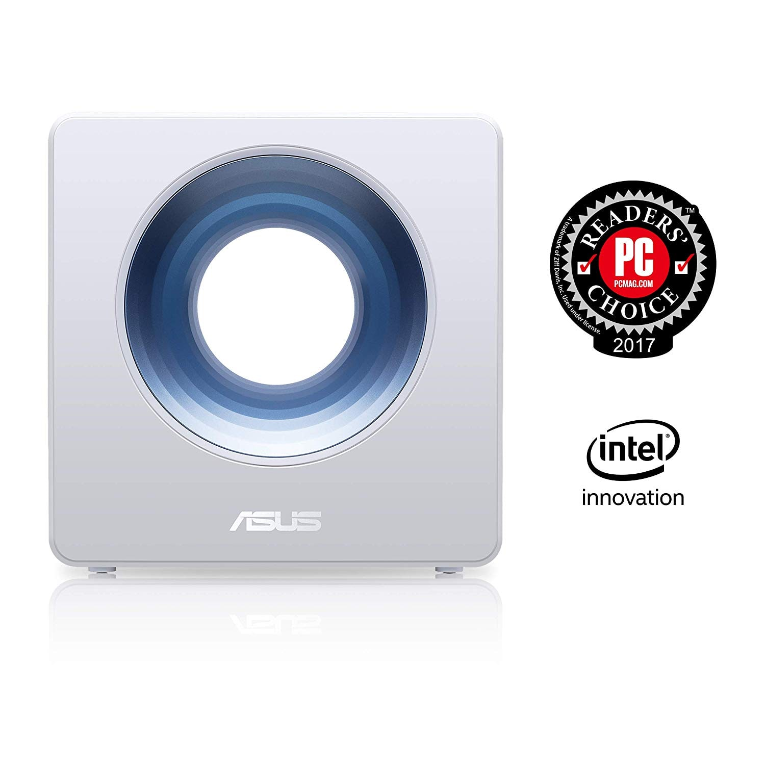 Asus Blue Cave AC2600 Dual-Band Wireless Router $100
