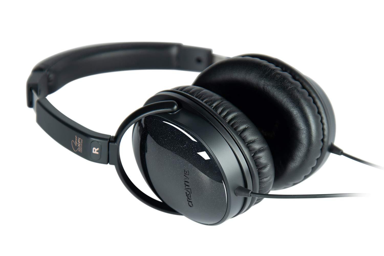 Creative Aurvana Live! SE Over-Ear Headphones $49.23