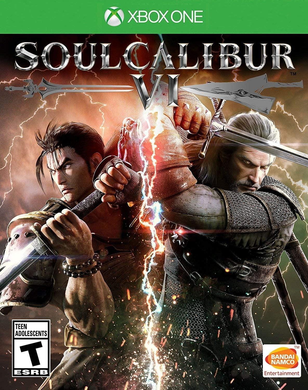 Soulcalibur VI - Xbox One [Digital Code] [Online Game Code, Standard, Xbox One] $14.99