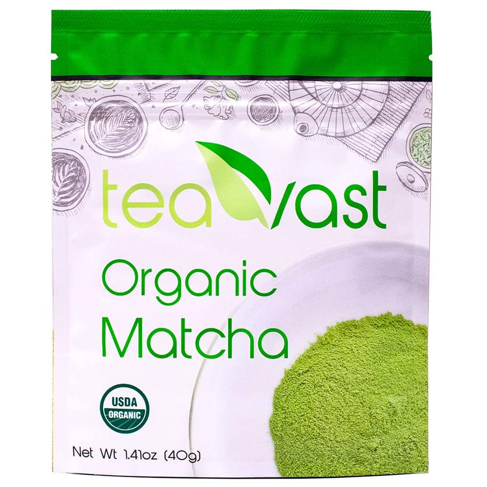 Organic Green Tea Matcha by Teavast $3.99 + Free Shipping