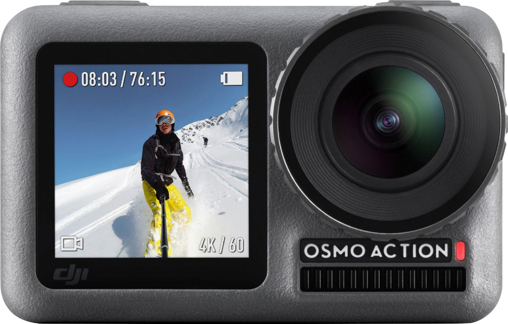 DJI Osmo Action 4K Camera & Charging Kit $259