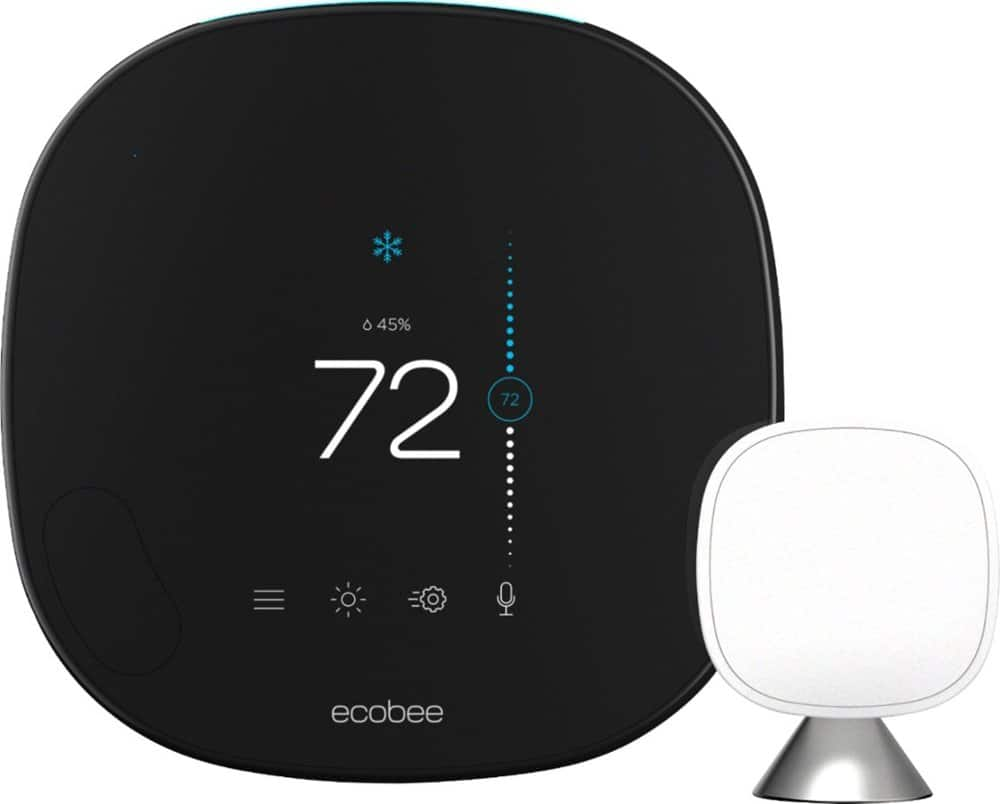 Ecobee $99, Sensi $39, Home $0 - Smart Thermostats through PSEG