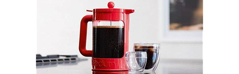 Bodum Cold Coffee Brewer $10 Amazon