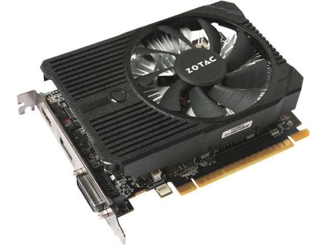 ZOTAC GeForce GTX 1050 Mini $100 @Newegg as low as $97 at Jet.com, 1050 Ti Mini $130 @Newegg as low as $119 @Jet.com