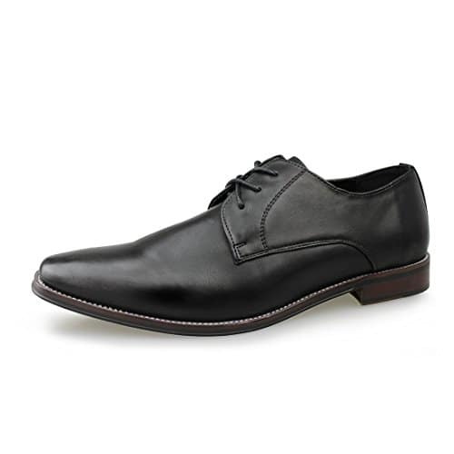 Men's Casual Classic Lace Up Oxfords Dress Shoes $23