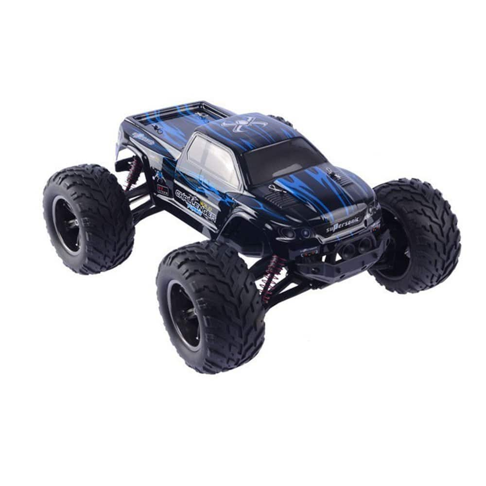 R/C Remote Control Off-Road Monster Truck 2.4GHz 1:12 Scale $67
