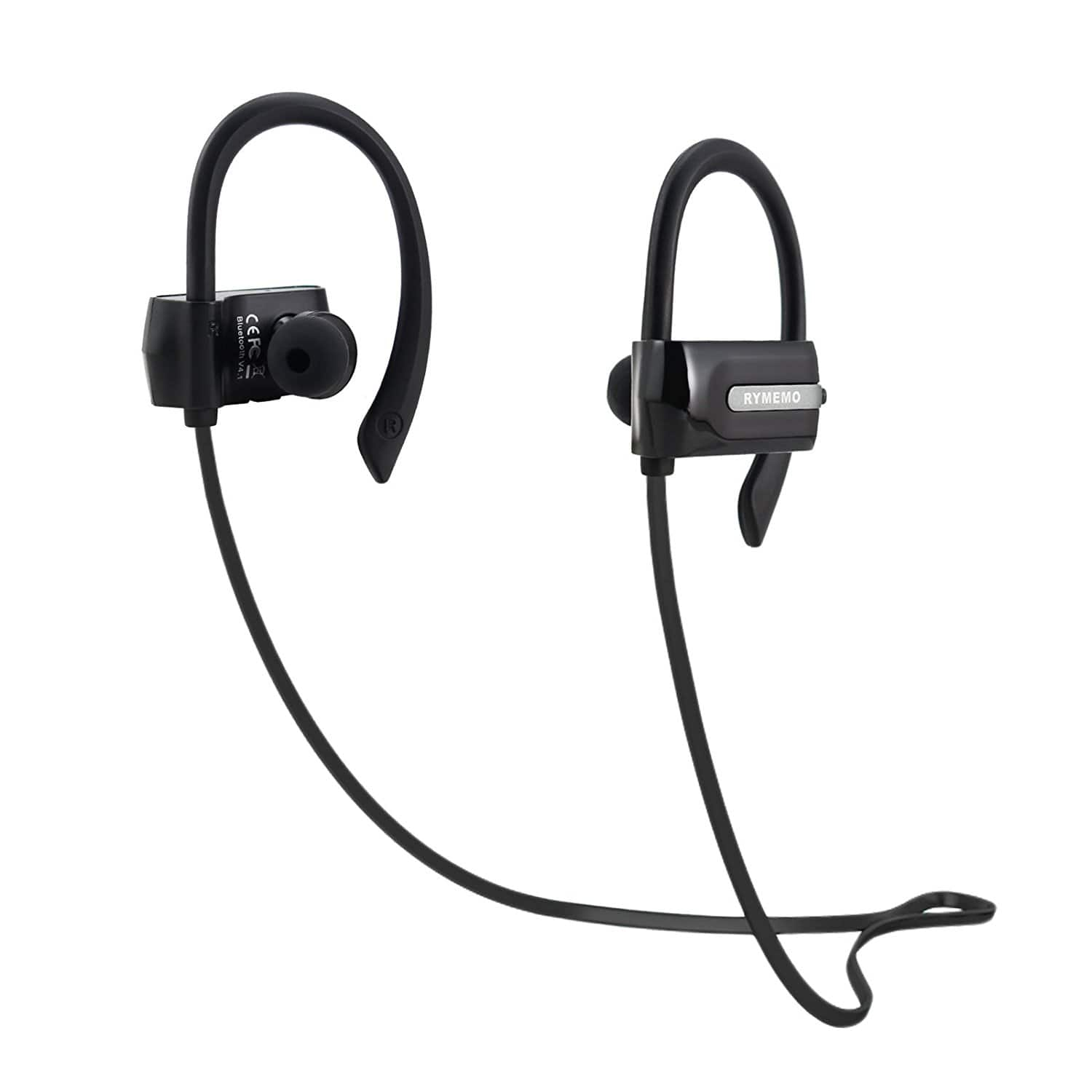 Bluetooth Headset Wireless Earphones In-Ear Earbuds with Noise Cancellation Built-in Microphone $9.60