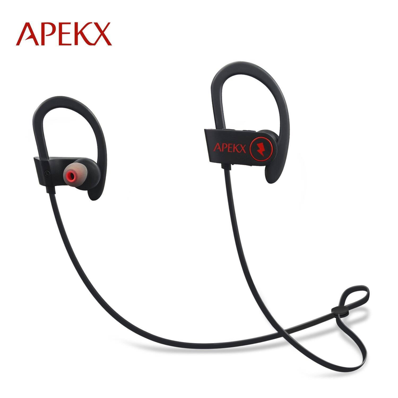 Bluetooth Wireless Noise Cancelling In-Ear Earbuds Headphones w/Mic @Amazon $11