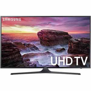 Fry's - Samsung 40-inch Class MU6290 Series 4K UHD TV (w/ personal PROMO CODE + in-store pickup, *YMMV*) $209