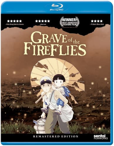 Grave Of The Fireflies (Blu-ray) $7.99