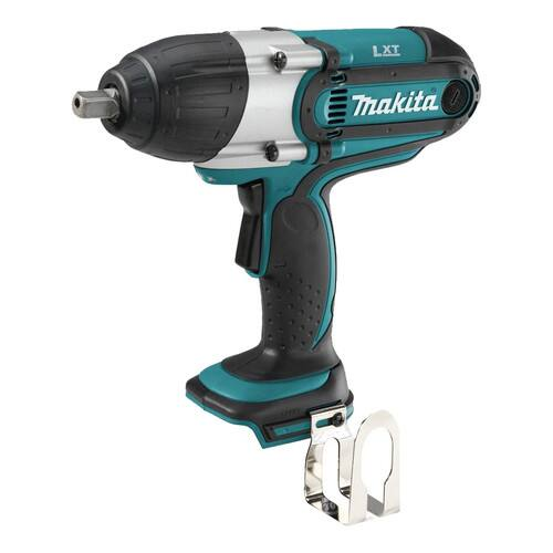 Makita XWT04Z 18-Volt LXT Lithium-Ion 1/2-Inch High Torque Impact Wrench (Tool Only, No Battery) at Amazon for $124.00