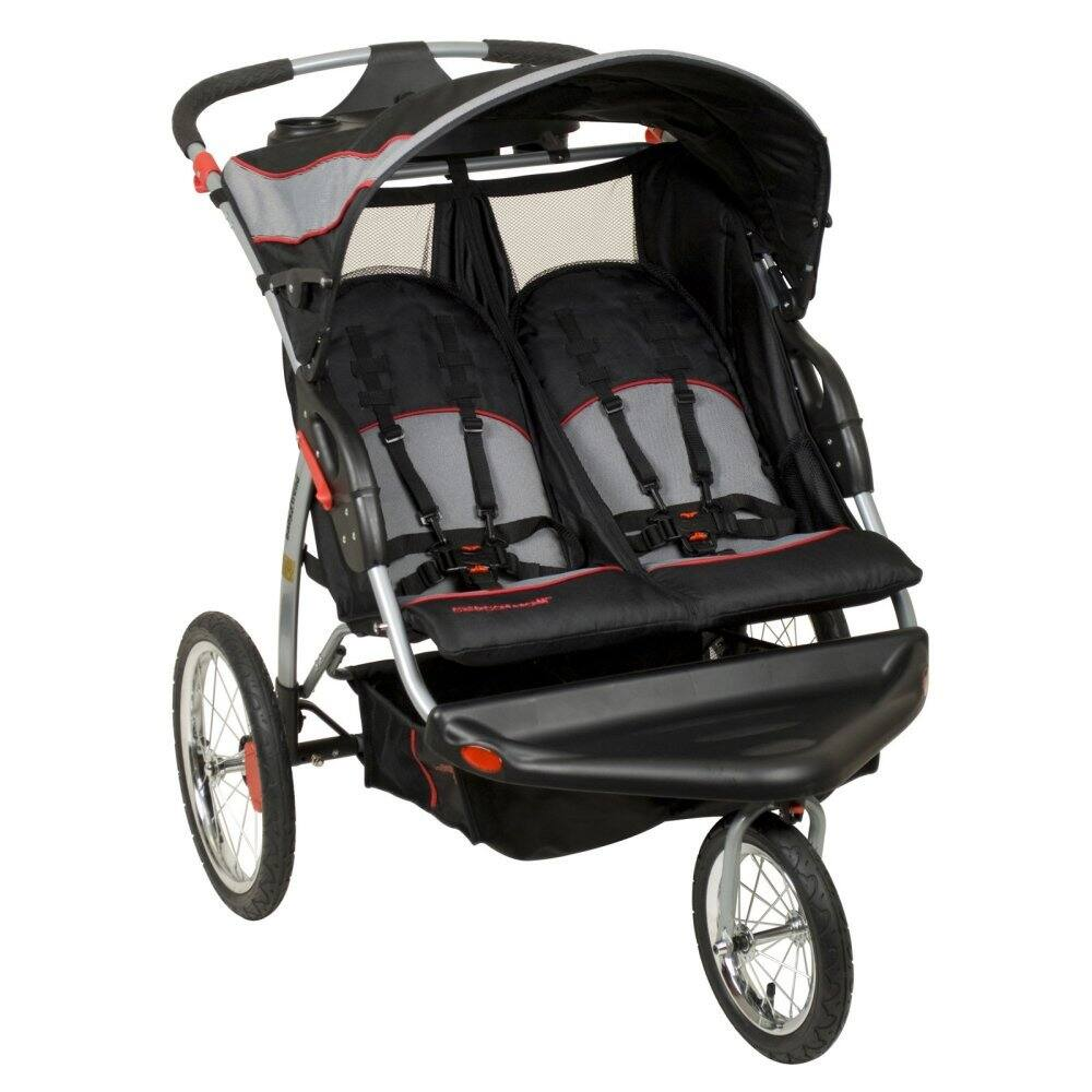 Baby Trend Expedition Double Jogger Stroller $141.75 @ amazon