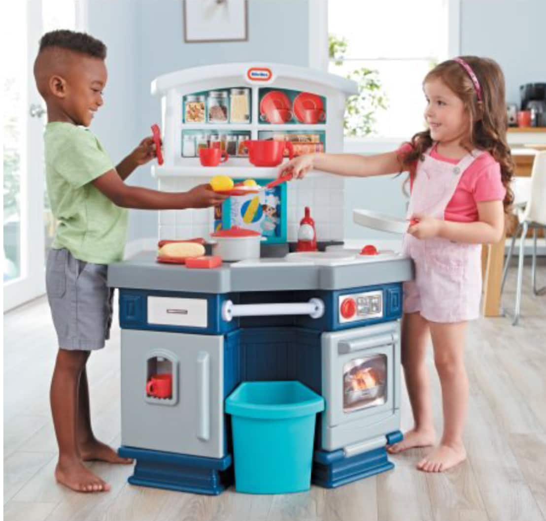 Select Walmart Stores: Little Tikes Cook With Me Kitchen,$19, B&M ...