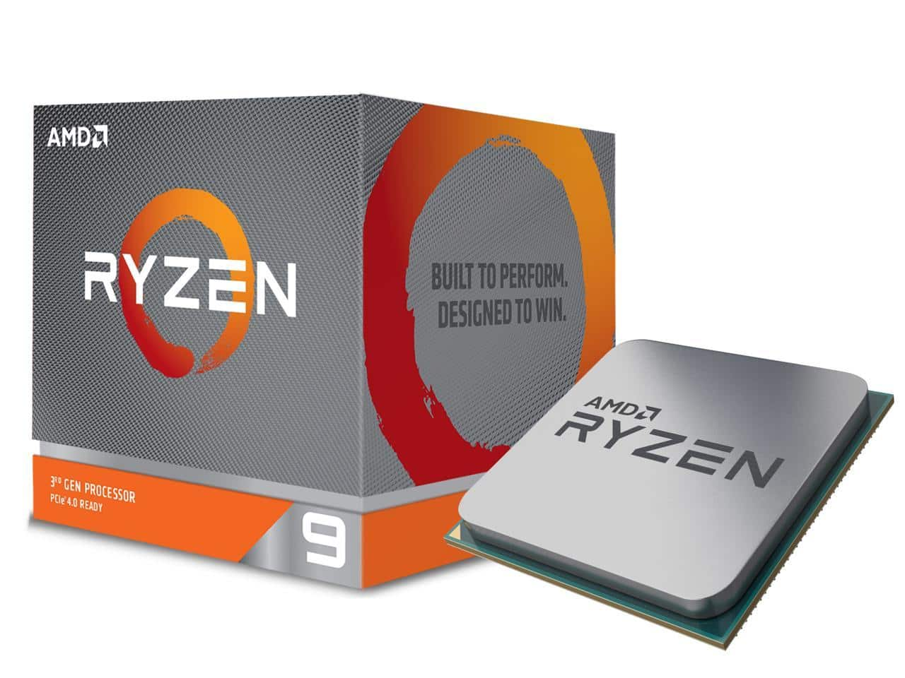 Amd Ryzen 9 3900x 12 Core 3 8ghz Am4 Desktop Cpu Assassin S Creed Valhalla