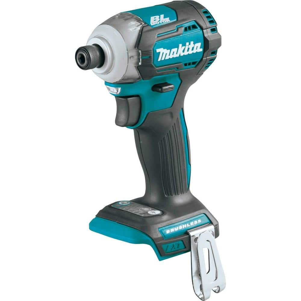 Makita XDT12Z LXT 18V Cordless Lithium-Ion 4-Speed Brushless 1/4 in. Impact Driver (Bare Tool) $100.99