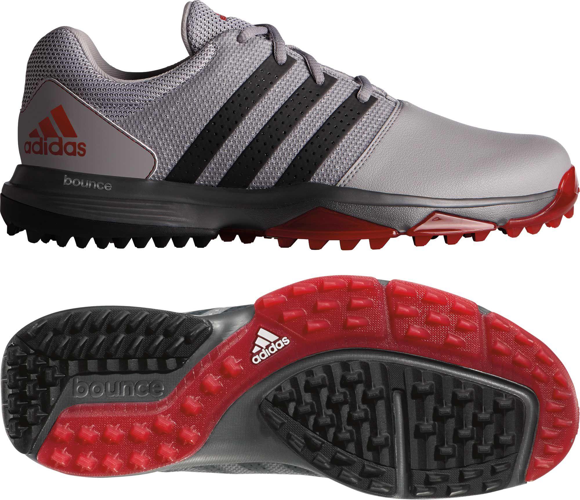cheap for discount ff80b 2c9cf adidas Mens 360 TRAXION Golf Shoes 44.98