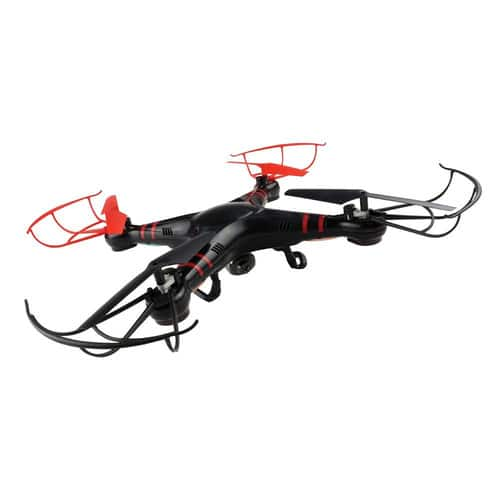 Xtreme XFlyer 6 Axis Ready to Fly Aerial Quadcopter with Built-In Camera XDG6-1004 $39.99