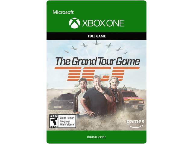 The Grand Tour Game Xbox One [Digital Code] $13.49