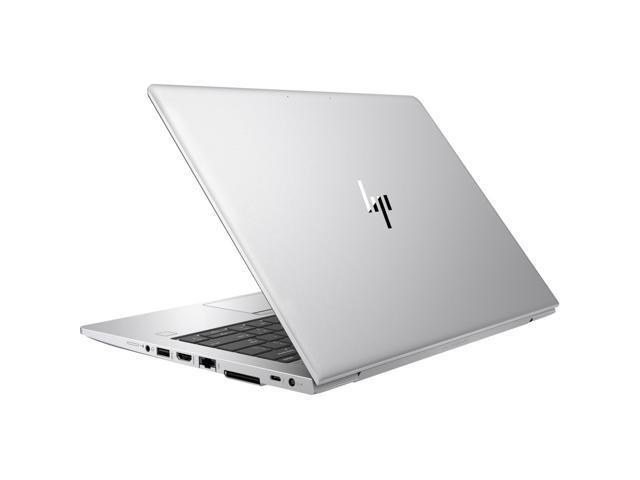 """HP Laptop EliteBook 735 G5 (4JD52UT#ABA) AMD Ryzen 5 1st Gen 2500U (2.00 GHz) 8 GB Memory 256 GB PCIe NVMe SSD AMD Radeon Vega 8 13.3"""" Windows 10 Pro 64-Bit $549.99"""