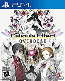 The Caligula Effect: Overdose - PlayStation 4 $29.99