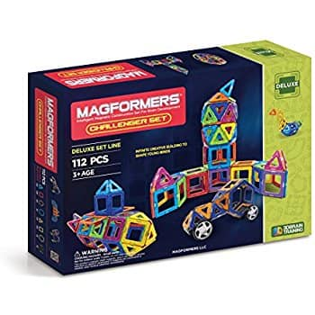 Magformers Magnets in Motion (Mega Brain) 300 Pc Set - $209.99 FREE S&H