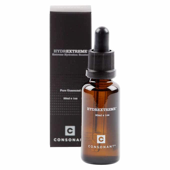 CONSONANT HydrExtreme Hydration Booster Hyaluronic Serum $10 Shipped @ Costco.com (reg. $70)