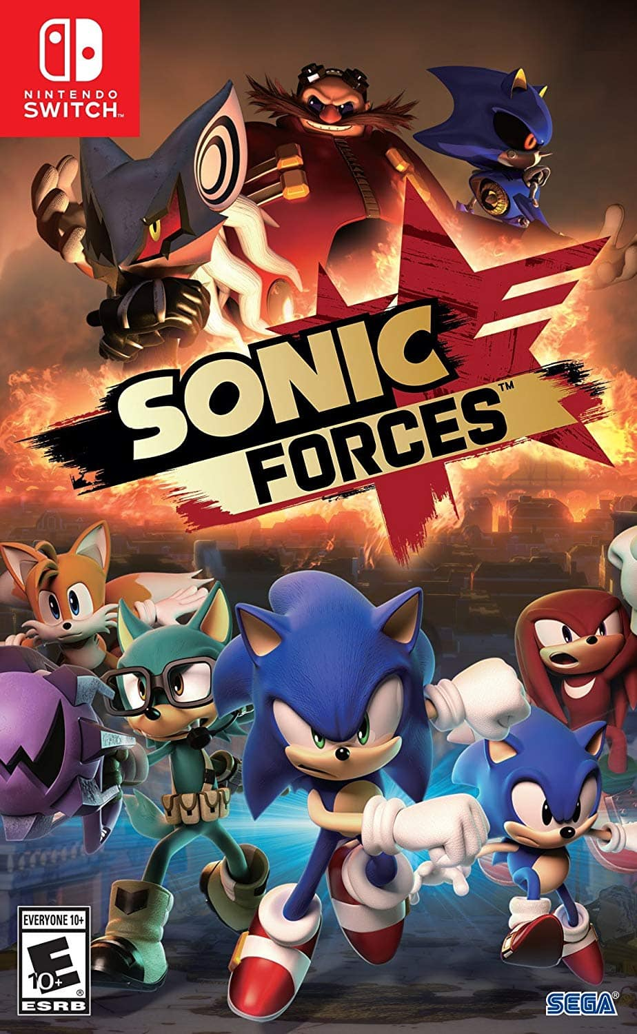 Sonic Forces Standard Edition $15.99 on Amazon