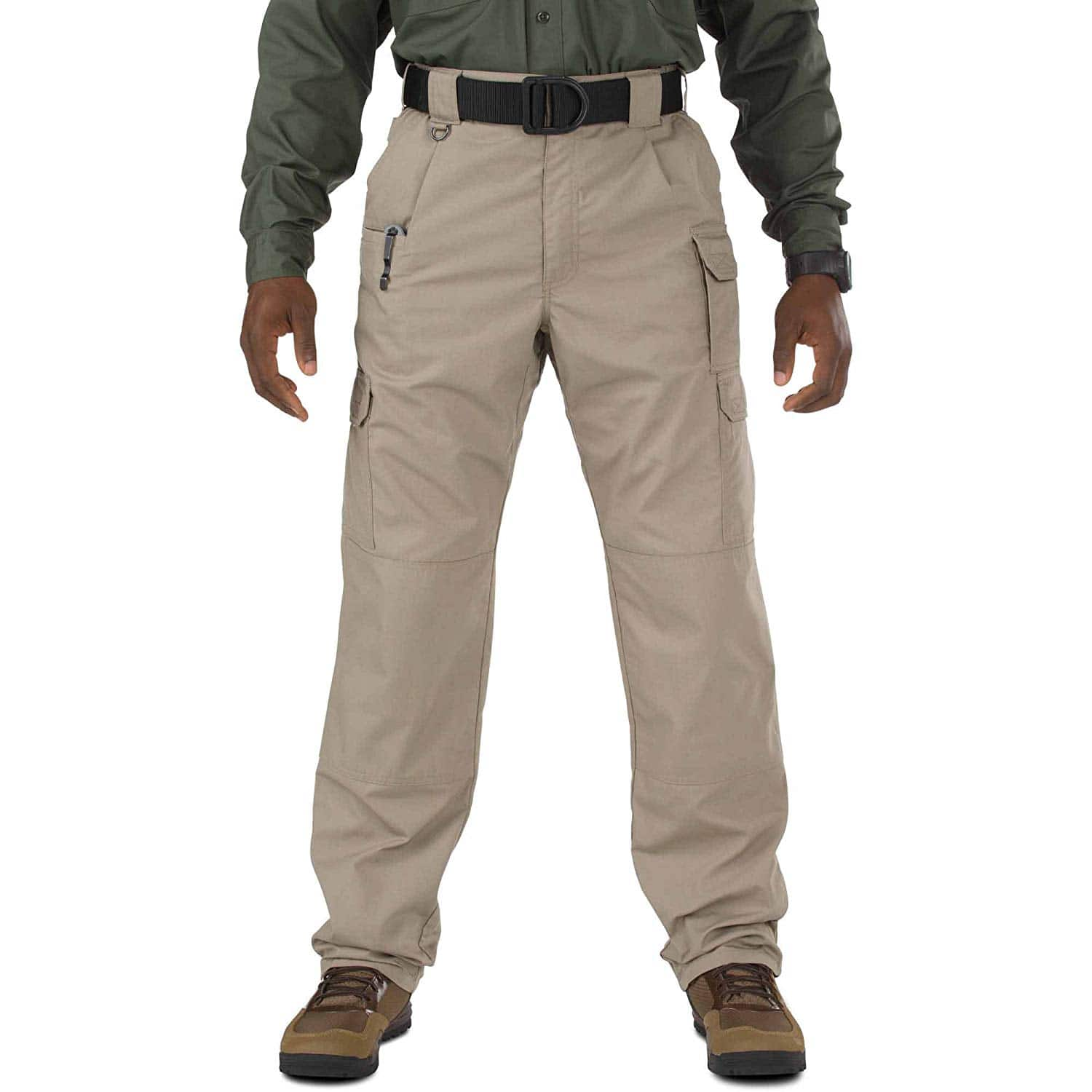 5.11 Tactical Men's Taclite Pro Lightweight Performance Pants, Cargo Pockets, Action Waistband, Style 74297 on Amazon $23.8