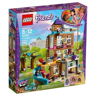 LEGO Friends Friendship House 41340 at Walmart/Amazon $44.99