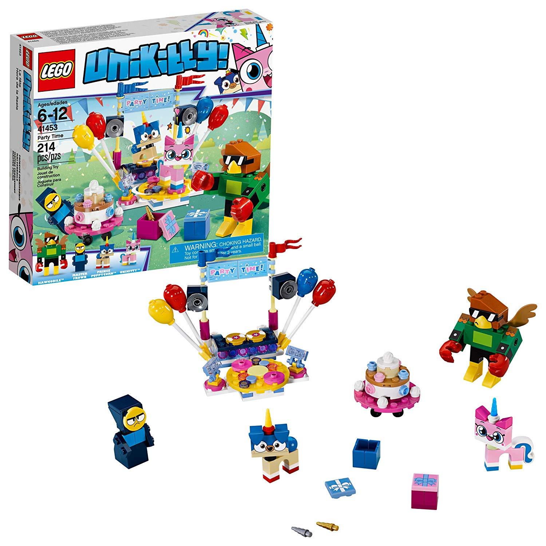 LEGO Unikitty Party Time 41453 (214 Pieces), Amazon & Target $8