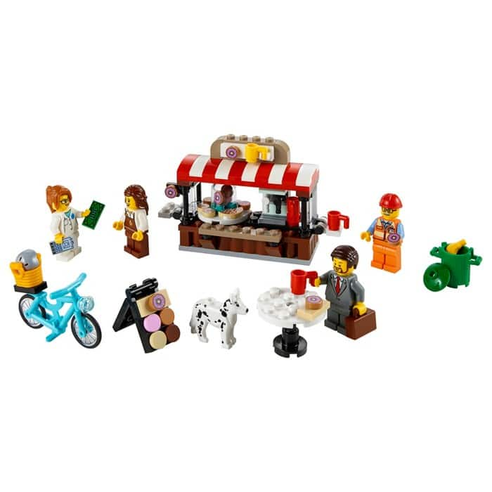 LEGO Bean There, Donut That 40358, Target $7.49