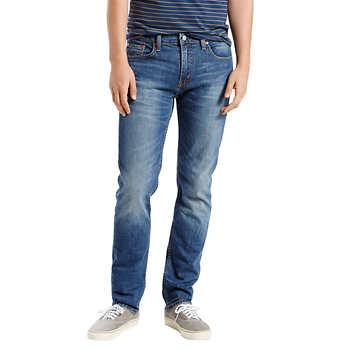Costco Members: Levi's Men's 514 Jean $19.97, and more