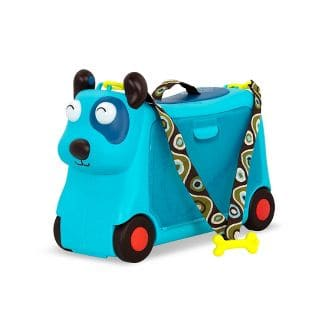 Target: 25% off B. Toys (Free Shipping). B. toys Hound Dog Storage Ride-On $14.99. Valid 11/8 only