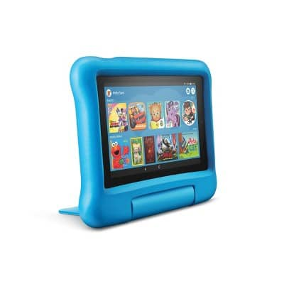 Amazon Fire 7 Kids Edition Tablet (9th Generation, 2019 Release) 16GB + Kid-Proof Case. Buy 1 for $60 / Buy  2 for $100 at Target, Best Buy, Amazon
