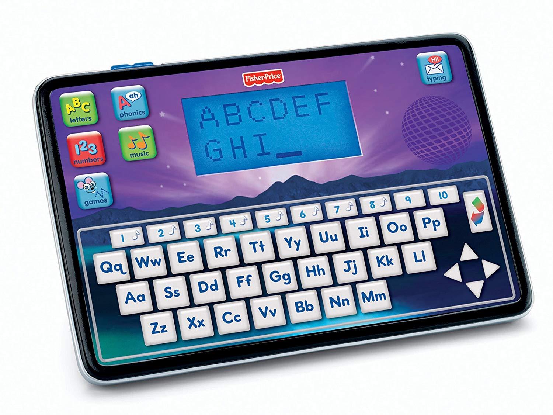 Fisher-Price Fun-2-Learn Smart Tablet, Amazon & Walmart $11.99