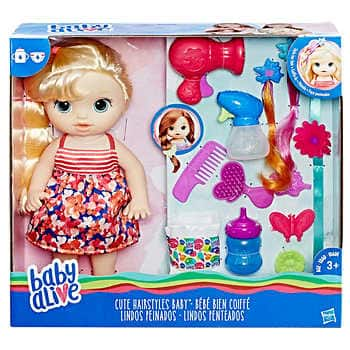 Toys: Baby Alive, Paw Patrol Transforming 2 in1 Playset $9.97 + More w/ Free S/H