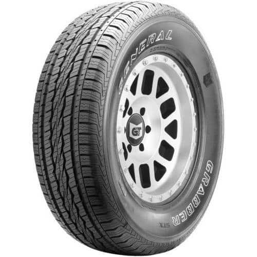 General Grabber STX Tire 235/65R17 108T - Walmart YMMV + install costs