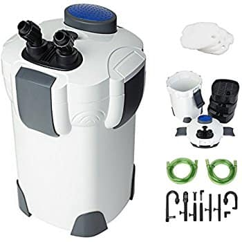 SunSun HW-304B 525 GPH Canister Filter - $66.94 at Amazon with free Prime Shipping